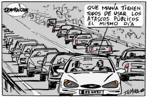 """Lee más sobre el artículo Transporte Público y Movilidad Ciudadana en Las Rozas """"O La Inmovilidad Forzosa"""""""