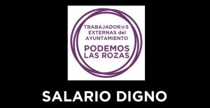 """Trabajadoras y trabajadores subcontratados del Ayuntamiento """"Trabajo en Precario"""""""