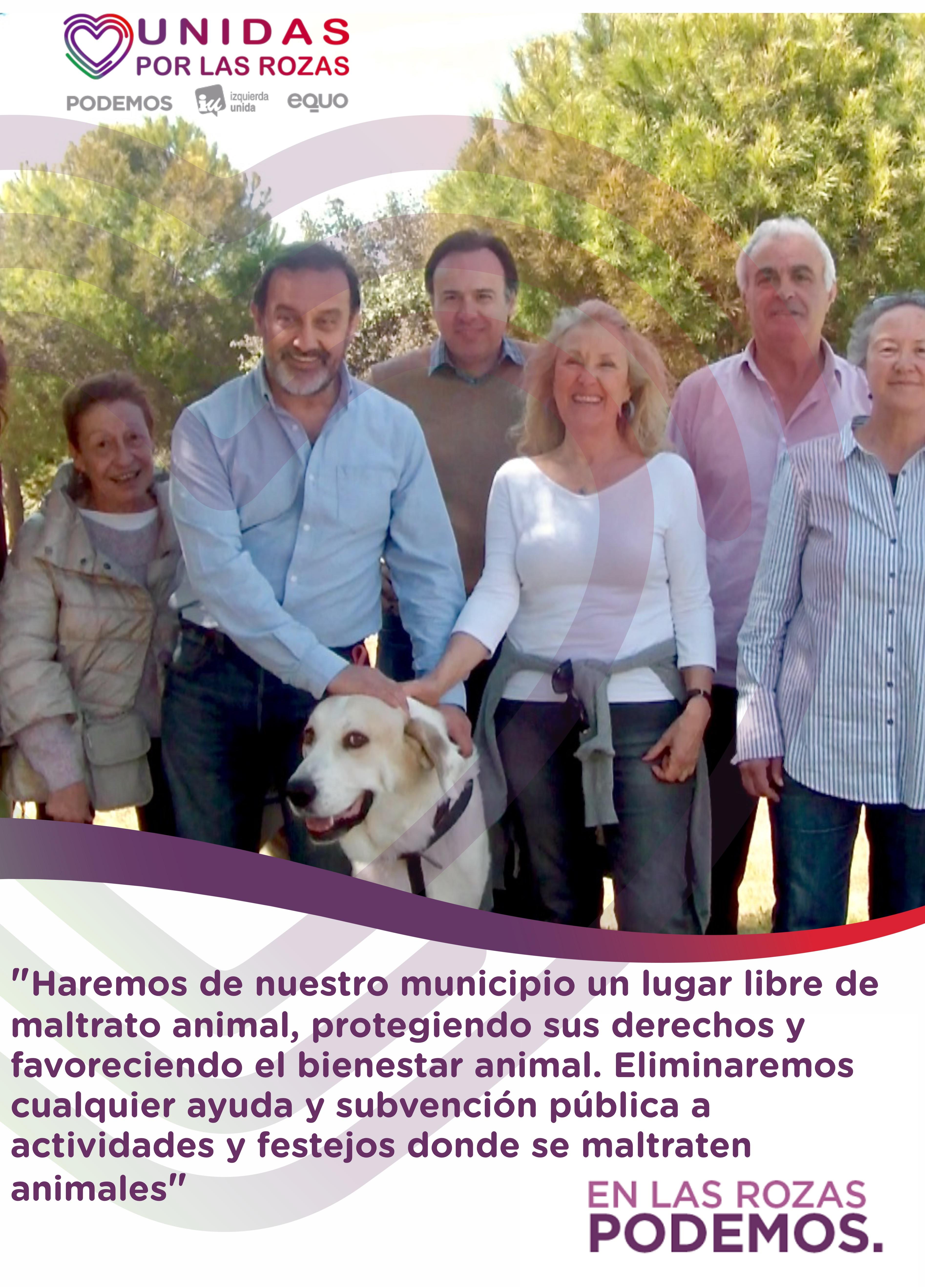 unidas_por_las_rozas_programa_cultura_maltrato_animal