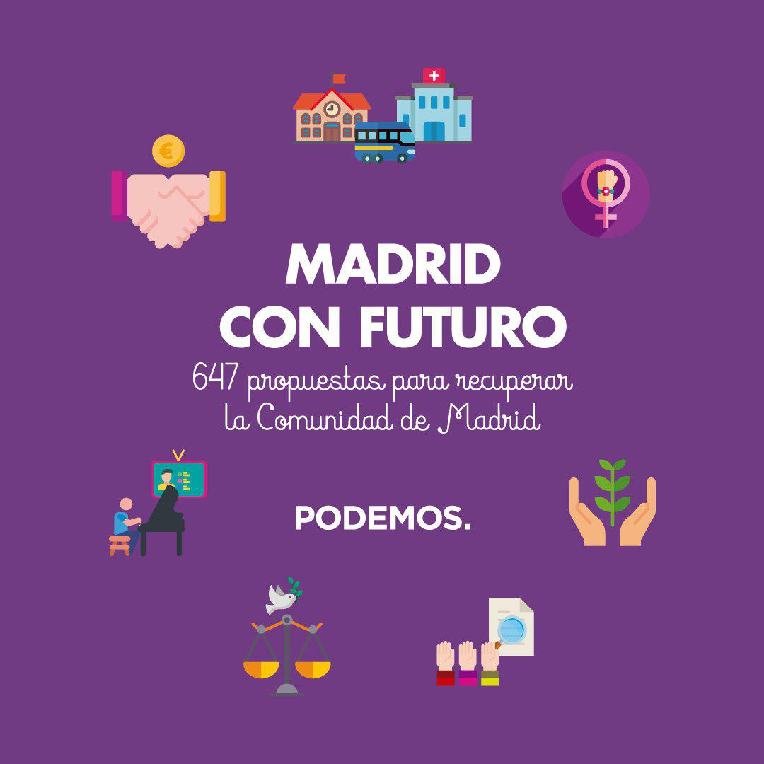 Madrid Con Futuro
